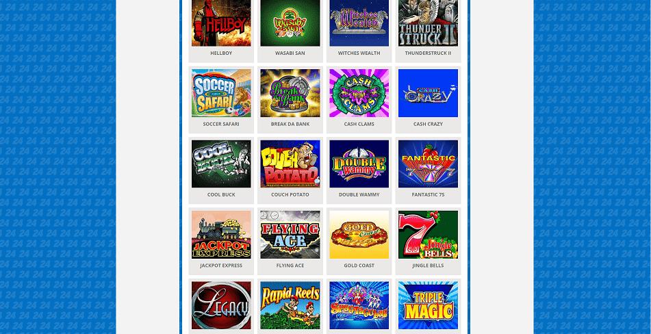 24Bettle Games