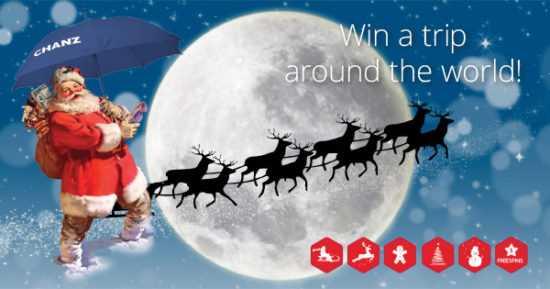 Chanz Christmas Madness Campaign