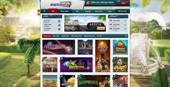 Euroslots Games