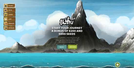 Ikibu Homepage