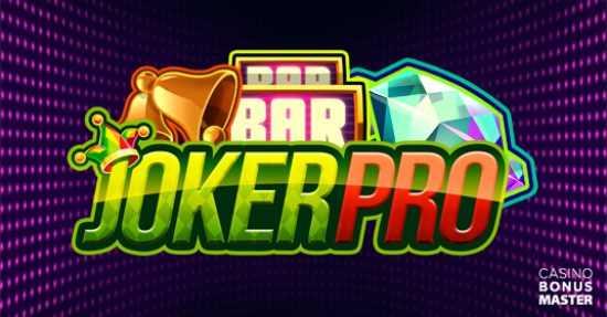 JokerPro News NetEnt