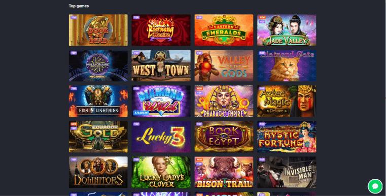 Joo Casino Games