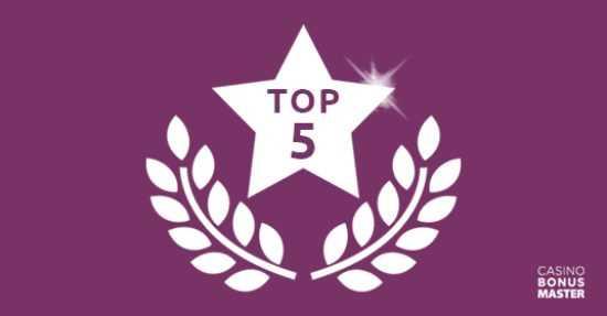 Top 5 CBM Brand New Casinos