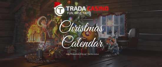 Trada Christmas Promotions Calendar