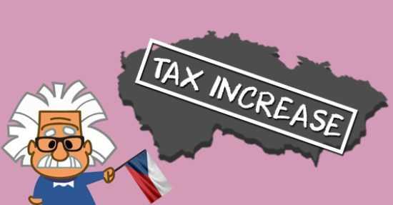 Czech Republic Tax Increase