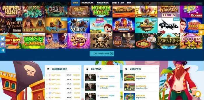 Casinodeb Games