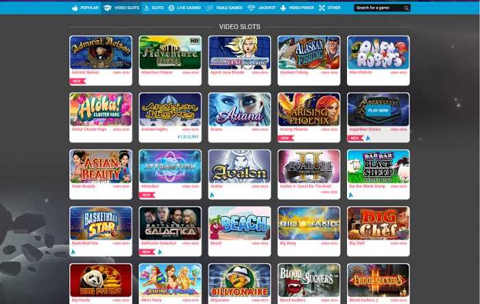 Free Spins Casino Games