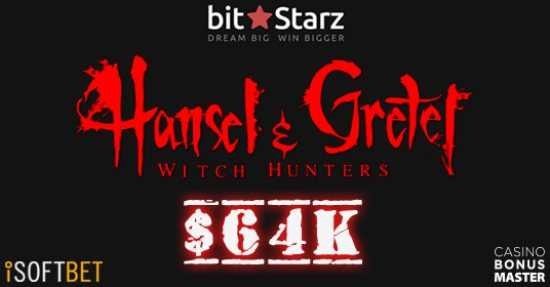 Hansel and Gretel Big Win 64k Bitstarz