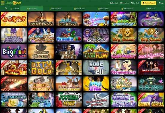 JumbaBet Games