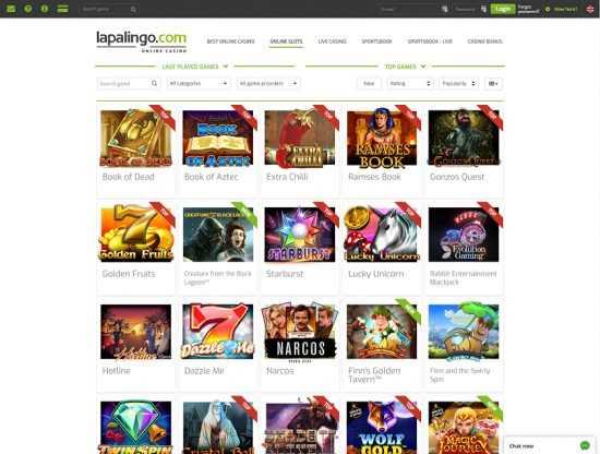 Lapalingo Games