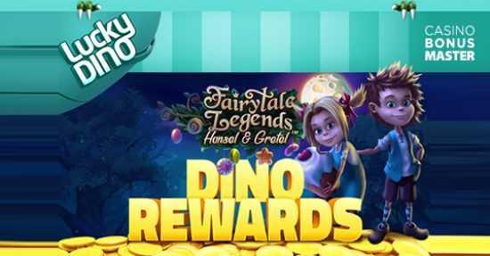 Lucky Dino Awards