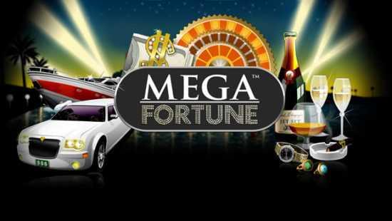 NetEnt Megafortune Big Win