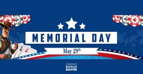 Memorial Day Crest Casino