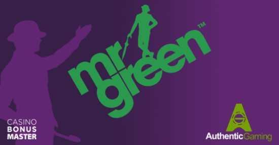 Mr Green Nieuws