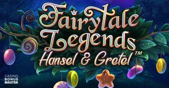 NetEnt Hansel and Gretel New Game
