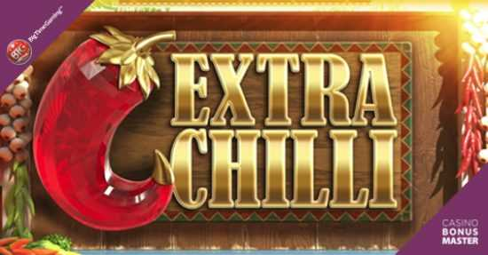 New Slot Big Time Gaming Extra Chilli