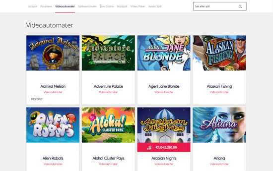 Norges Casino Games
