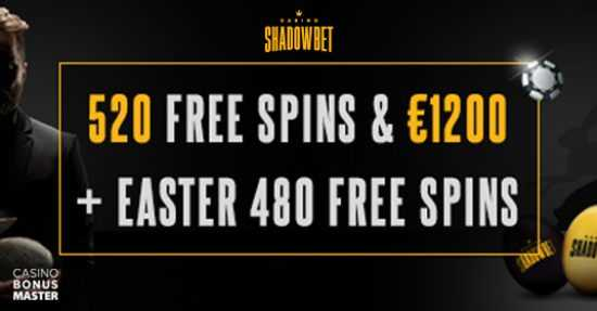 Shadowbet Easter Bonus