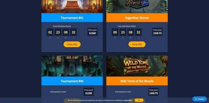Slotman Casino Tournaments