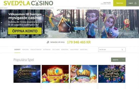 Svedala Homepage