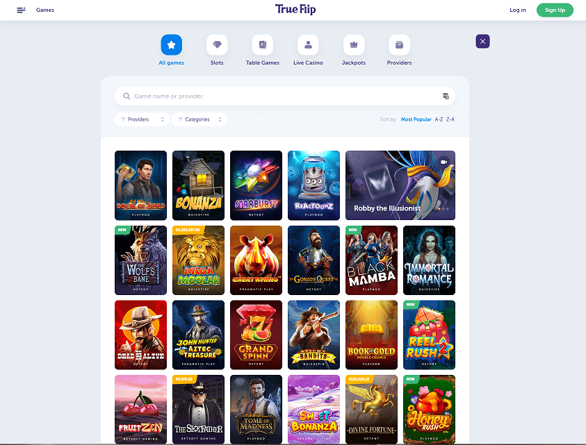 Trueflip Games