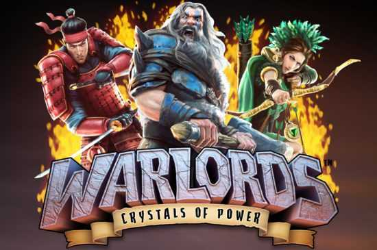 Warlords Crystals of Power by NetEnt