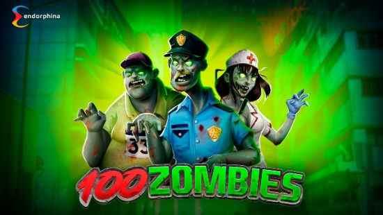 Endorphina New 100 Zombies