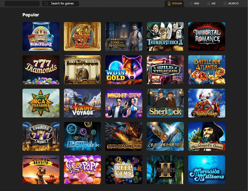 24K Games Casino