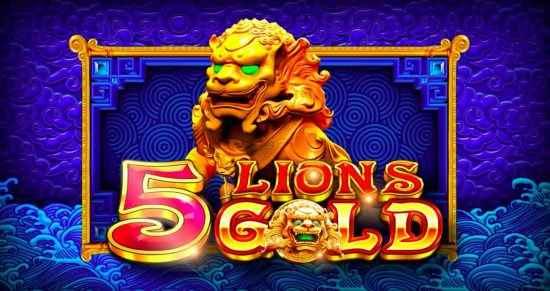 5 Lions Gold Pragmatic Play