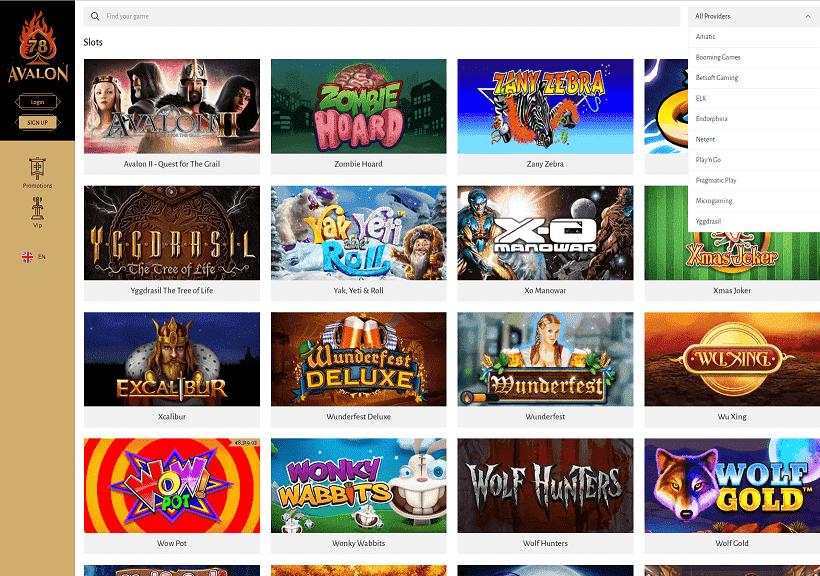 Avalon78 Games