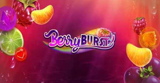 Netent New Berry Burst
