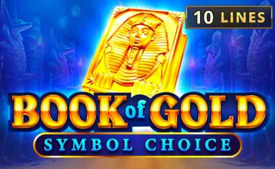 Book of Gold Symbol Choice Playson