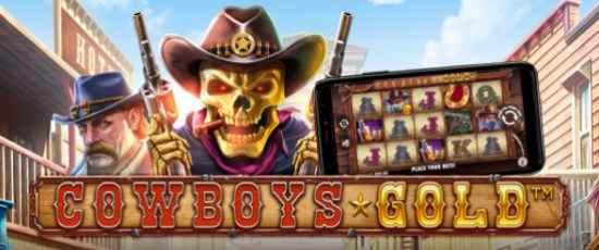 Pragmatic Play New Cowboys Gold