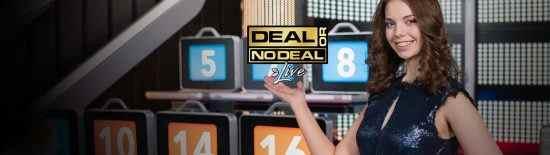 Deal or no Deal Evolution Gaming