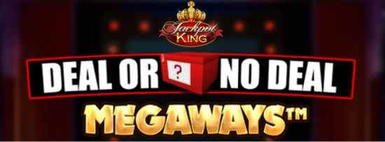 Deal or no Deal Megaways Blueprint Gaming