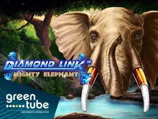 Diamond Link Mighty Elephant Greentube