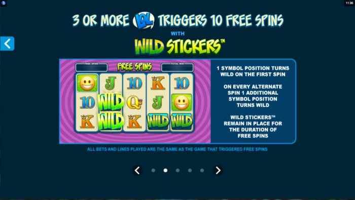 Emoticoins Free Spins