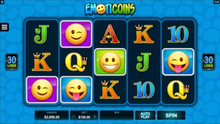 Emoticoins Gameplay