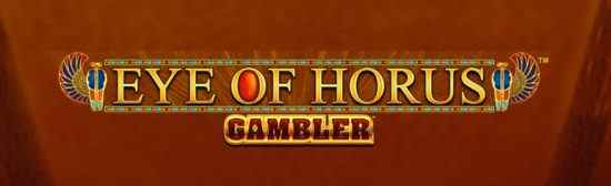 Eye Of Horus Gambler Blueprint