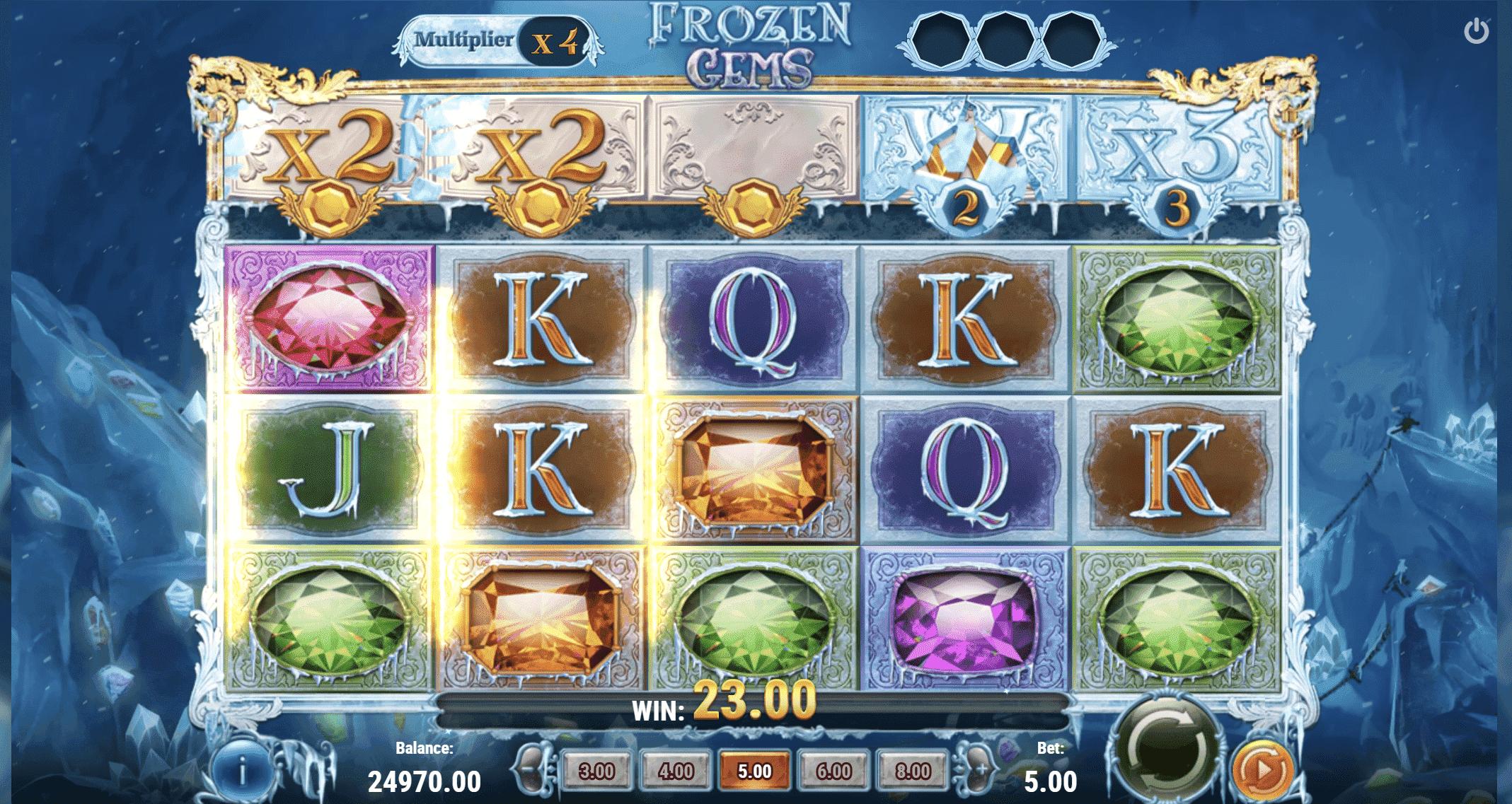 Frozen Gems Basegame