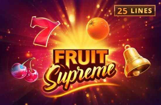 Fruit Supreme Playson