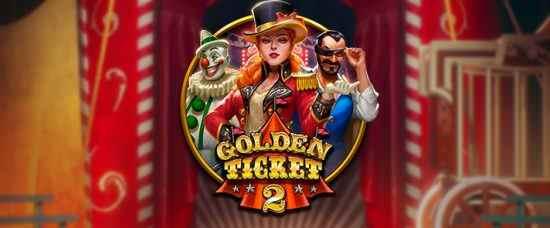 Golden Ticket 2 Play'n GO