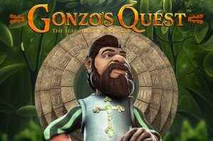Gonzo's Quest Netent Logo