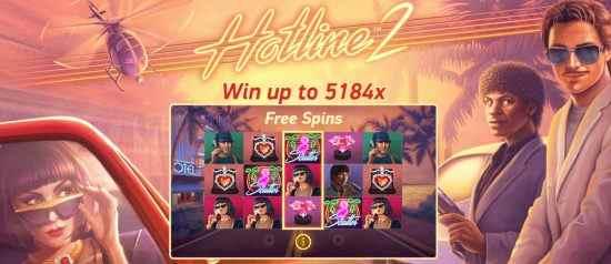Hotline 2 NetEnt