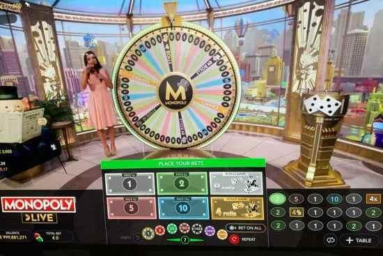 Live Monopoly Dreamcatcher Preview