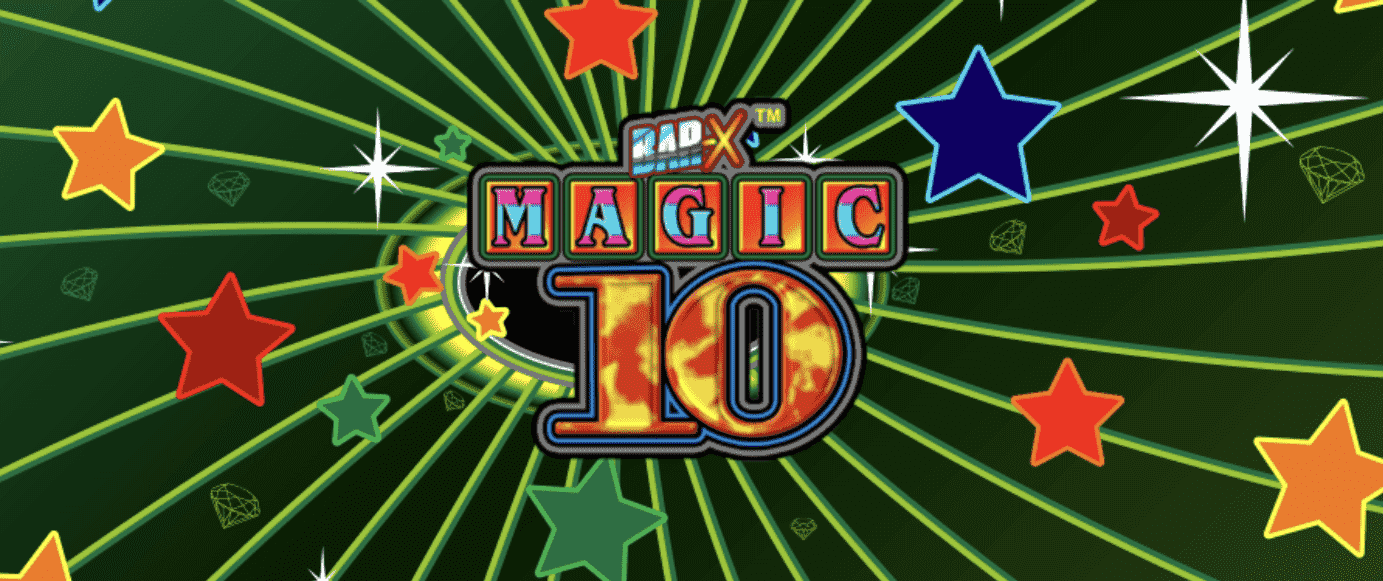 Magic 10 by Realistic Games