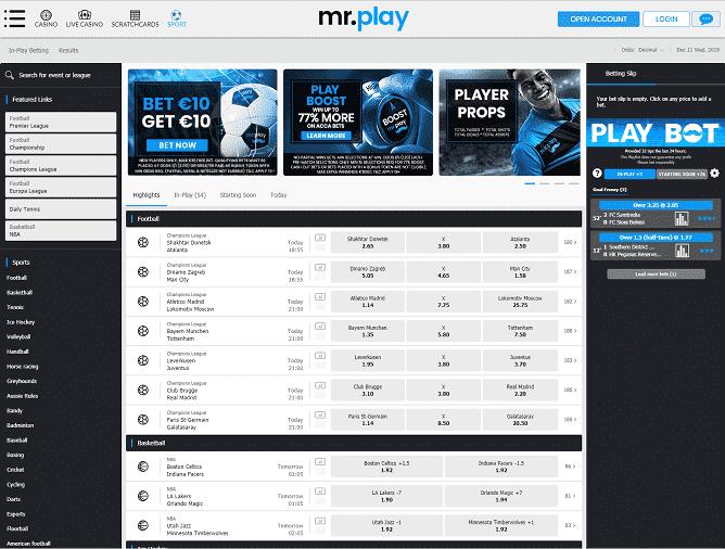 MrPlaySportsbook