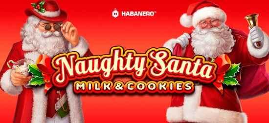 Naughty Santa Slot Habanero