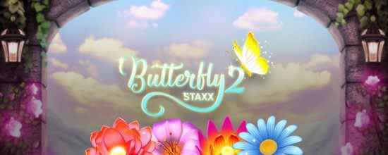 NetEnt Butterfly Staxx 2 New Slot
