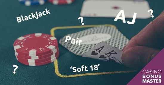 Online Blackjack Strategy Image
